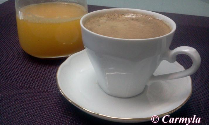 CAFÉ CON LECHE 2