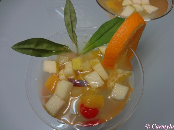 Coctel de frutas carmyla carmyla - Como hacer coctel de frutas ...