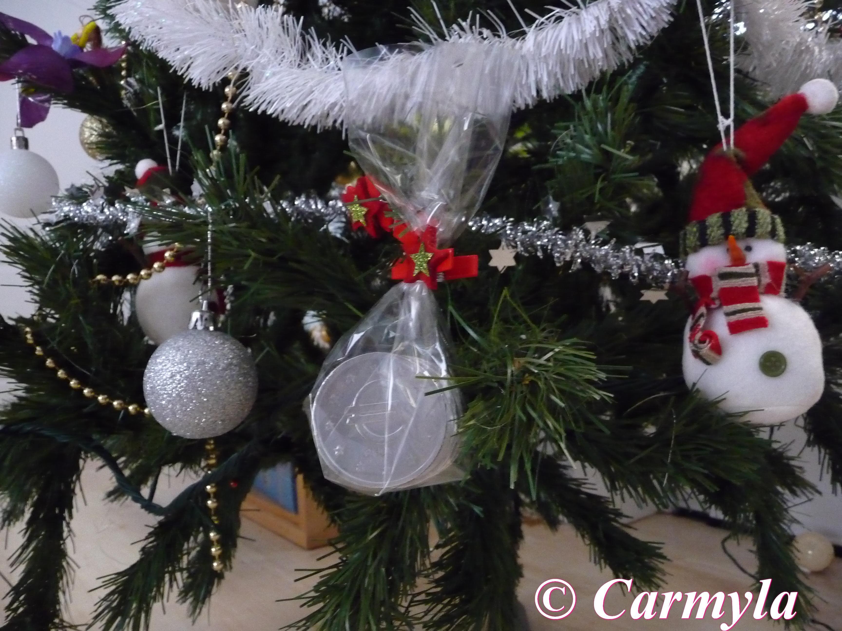 Ideas dulces para decorar el arbol de navidad carmyla for Ideas para decorar el arbol de navidad
