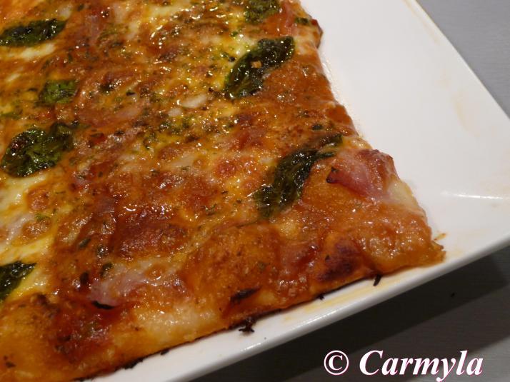 PIZZA CAPRESSE  1