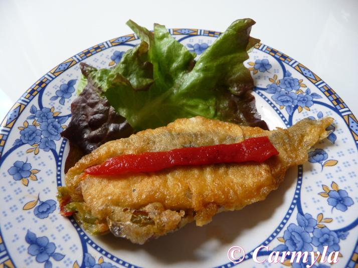 ANCHOAS RELLENAS