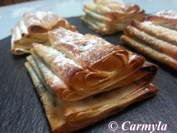 PASTELITOS CHOCOBRIK