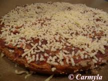 PAN PIZZA CON CARNE prep 3