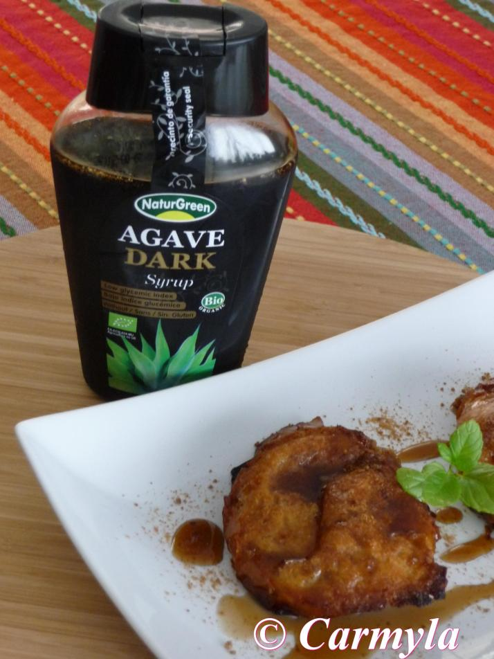 SIROPE DE AGAVE BLACK 3