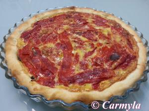 QUICHE CASTELLANA entera