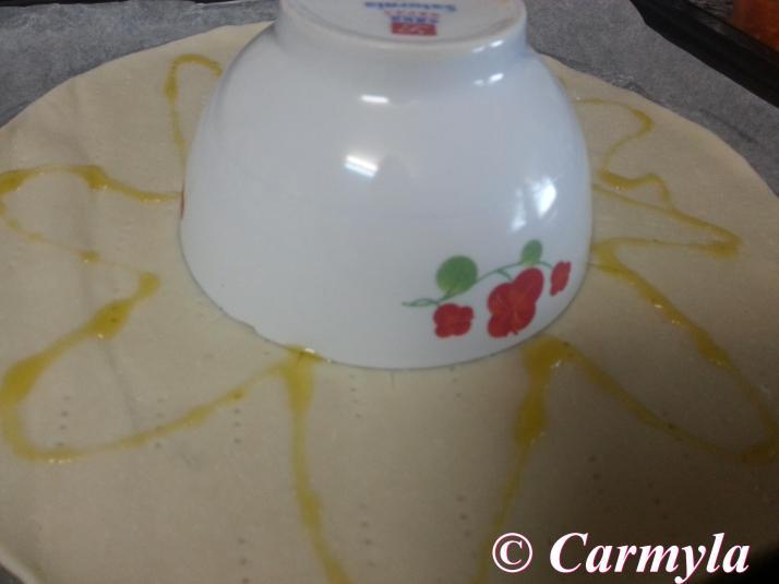corona de bonito con tomate prep 1
