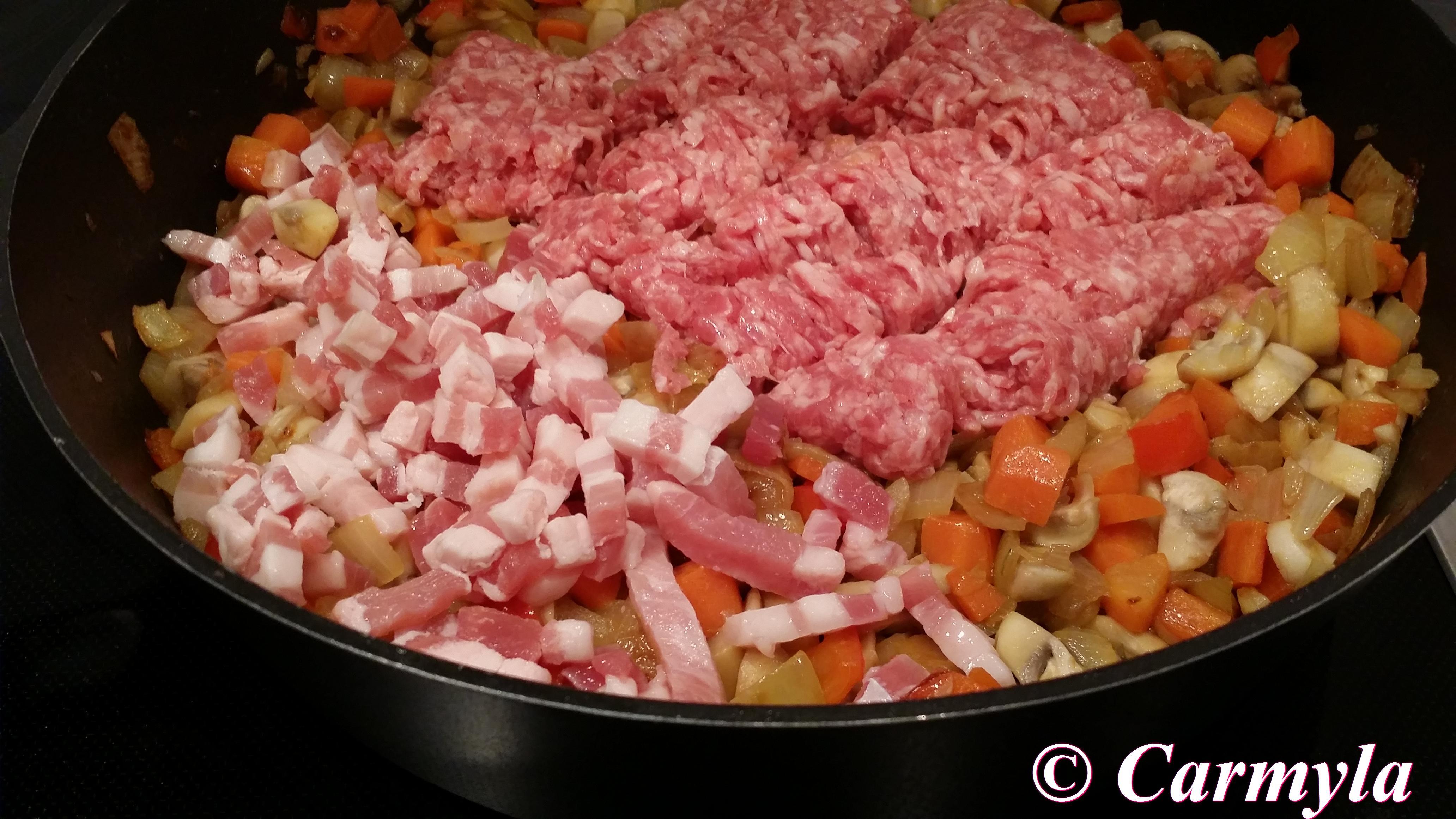 Tapas frias de carne carmyla - Que cocinar con carne picada ...